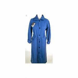 robe de chambre laine des pyrenees laine bleue pour femme With robe de chambre laine des pyrénées