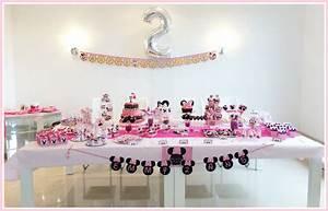 Theme Anniversaire Fille : le candy bar kit anniversaire d coration sweet table ~ Melissatoandfro.com Idées de Décoration