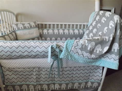 Vintage Style Baby Girl Elephant Bedding ? HOUSE PHOTOS