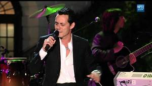 Marc Anthony at In Performance at the White House: Fiesta ...