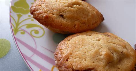 cuisiner lentilles s鐵hes recette les madeleines de christophe felder au peanut butter et fourrage nutella 750g