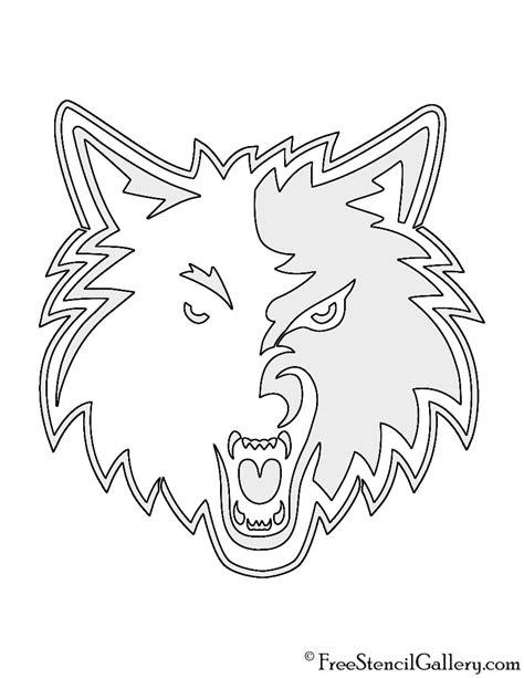 wolf  stencil gallery