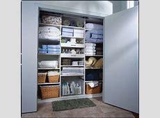 Linen Closet Eastchester, NY Contemporary Closet