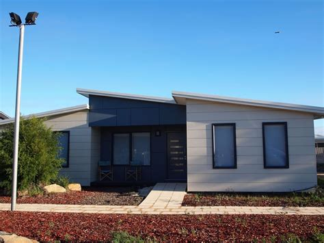 shed style house external cladding ideas for modular homes quality builders