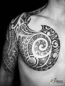 Tatouage Tribal Maorie : evenementiel tatouage polyn sien tatoouages fenua tattoo ~ Melissatoandfro.com Idées de Décoration