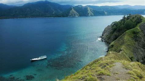 paket wisata banggai laut luwuk  hari  malam dolan