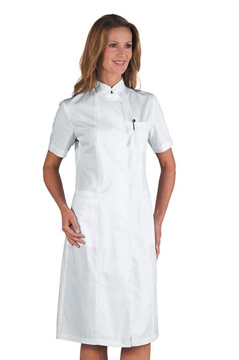 blouse de cuisine pas cher blouse blanche de travail en coton avec col mao