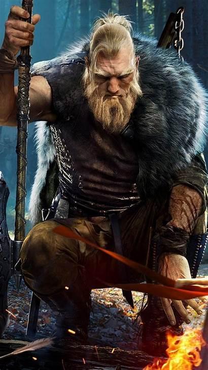 Viking Warrior Wallpapers Qhd Wallpaperplay