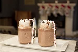 receta de chocolate caliente para navidad