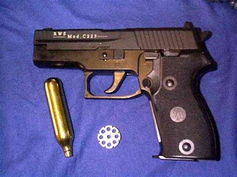 gas co2 gamo gold gamo auto 45 air pistol