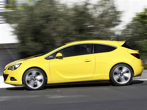Opel Astra Gtc 100151