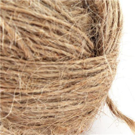 jute schnur 5mm 50 100m brown jute hemp rope twine string cord shank craft diy ba ebay