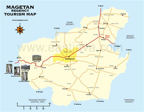 letak geografis kabupaten magetan penghasil kerajinan