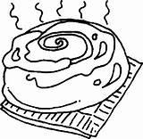 Coloring Food Pages Colorear Comida Printable Sheets Bun Eten Para Breakfast Pizza Fast Kleurplaten Print Alimentos Steamed Thanksgiving Pancake Fun sketch template