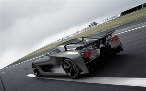 nissan concept vision   future  downright dirty