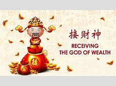 Procedure for Receiving the God of Wealth 2016 Feng Shui