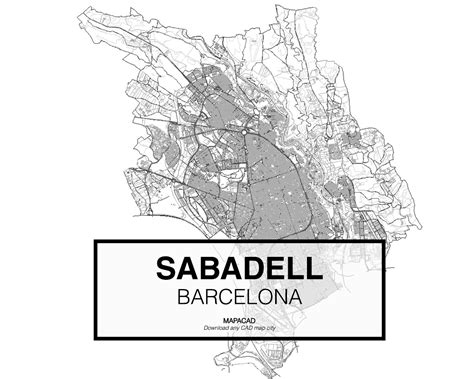 Barcelona Dwg