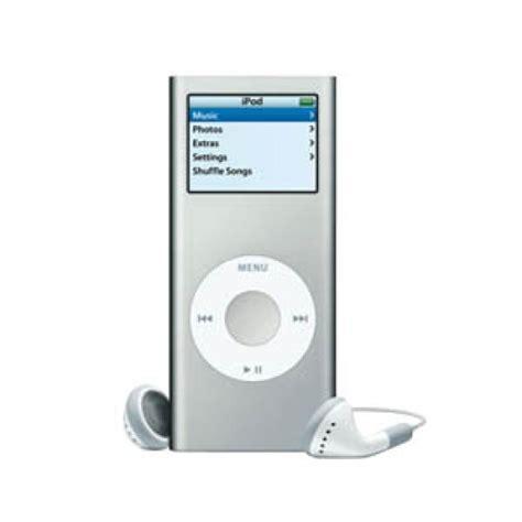 ipod nano 2 generation apple ipod nano 2nd generation 2gb ma477ll a