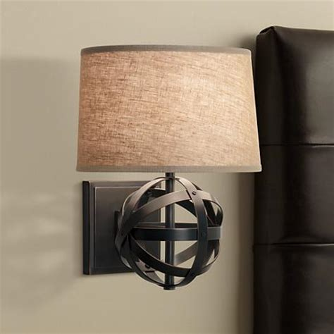 robert wall sconces robert bronze finish in wall sconce