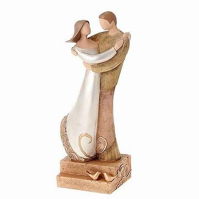 Legacy Couple Statue Figurine Romantica Romantic Romantique