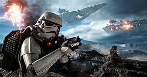 STAR WARS BATTLEFRONT sci fi 1swbattlefront action