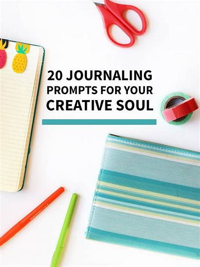 Creative Journaling Prompts Journal Gina Alyse Journals