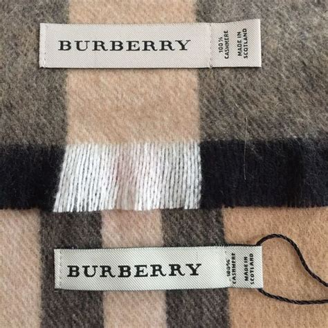 authentic burberry  fake educate  stitching fonts   ojays