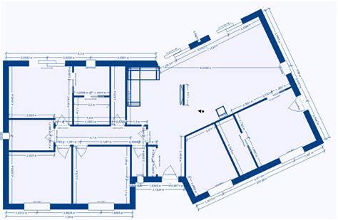plan maison 70m2 plein pied