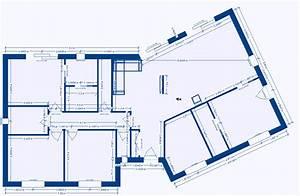 plan maison 150m2 4 chambres 2 plan de maison plain With plan maison 150m2 4 chambres
