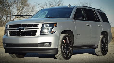 buckle    chevrolet tahoe rst   fast suv