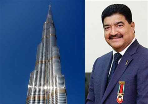 Burj Khalifa Top Floor Owner meet br shetty the business tycoon who owns 2 floors in