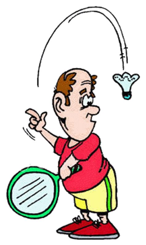 badminton sport graphics picgifscom