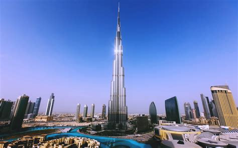 Burj Khalifa Dubai Wallpapers, Pictures, Images