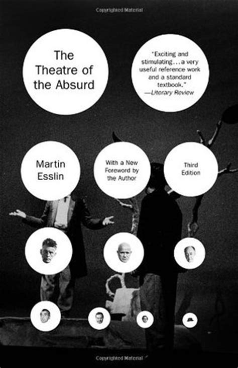 The Theatre of the Absurd by Martin Esslin — Reviews