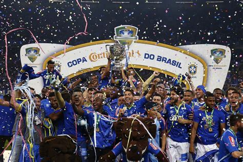 Cruzeiro é o 15º clube classificado para a Libertadores do ...