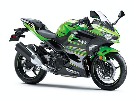 Kawasaki Ninja 400 Debuts For 2018