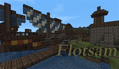 witcher flotsam minecraft map