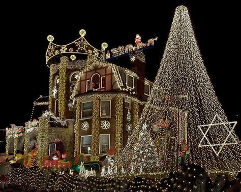 awesome outdoor christmas lights house decorating