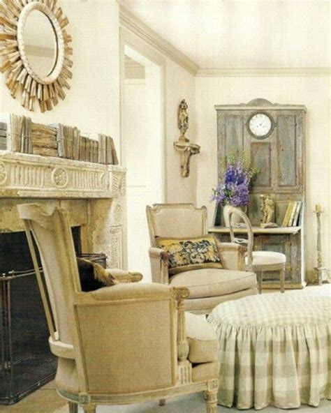 french country living room for the home pinterest