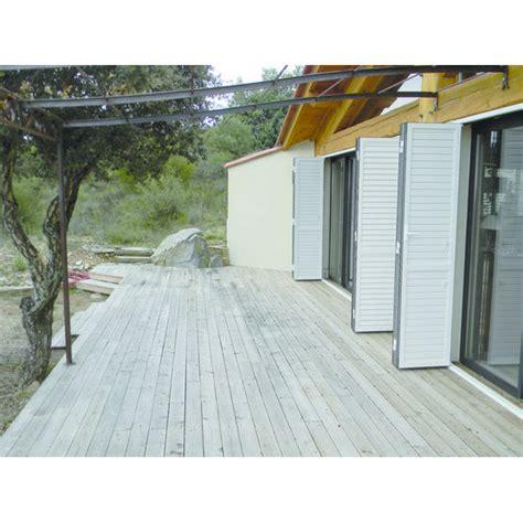 kit terrasse bois kit pour terrasse en bois solsteel vtec