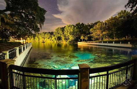 springs florida camping salt rv spring ocala grounds central swimming orlando camp holes fishing area campsite fall forest instagram largest