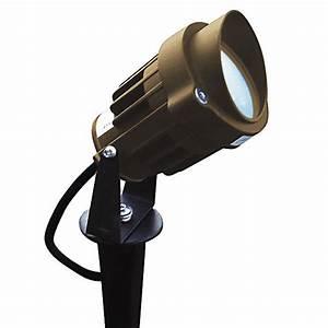 W led bullet light fixture greenscape bl