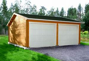 choisir un garage ou un carport castorama With garage bois ou parpaing