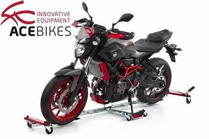 Motorcycle Workshop Mover Acebikes Turn Lift Tight