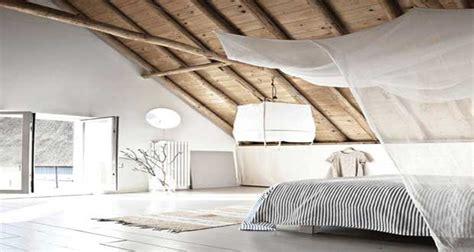une chambre à la cagne la chambre sous combles une déco de chambre de rêve