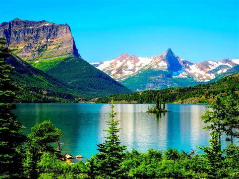 Desk Top Backgrounds Glacier National Park Desktop Background 576217