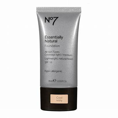 Foundation Natural Essentially Ivory Cool 40ml Beige