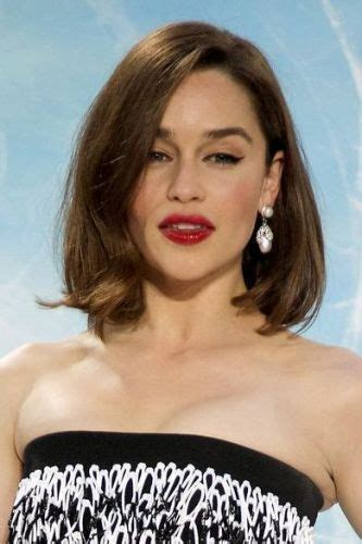 emilia clarke hair  mother  dragons page
