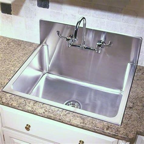 kitchen sinks with backsplash farmhouse kitchen sink with backsplash traditional