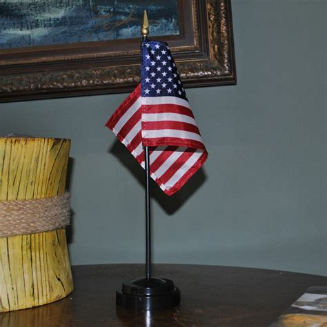affordable  flag desk sets diplomat set